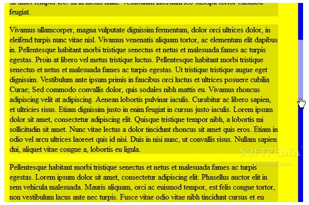 7. Scrollbar Paper