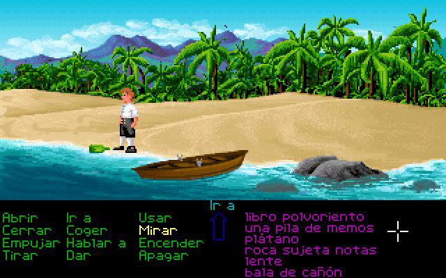 Traducir La Palabra Credenza : La torre del traductor trastocat the secret of monkey island ii