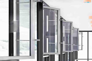 Energieeffiziente natürliche Be- u. Entlüftung mit elektr. Fensterantrieben von GEZE