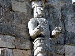 Maya-Ruinen Kabah