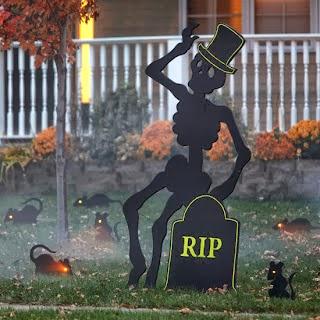 Como hacer una lapida para halloween diy lodijoella - Como decorar una lapida ...