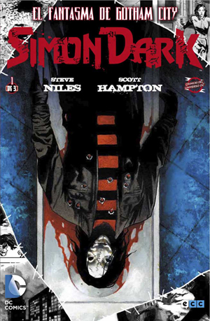Simon Dark 1: El Fantasma de Gotham City