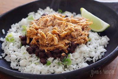 Cafe Rio Style Slow-Cooked Sweet Barbacoa Pork