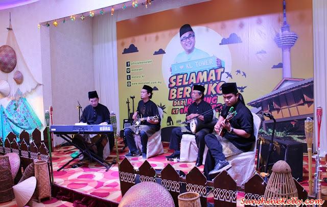Ramadhan Buffet @ KL Tower, Ramadhan Buffet, KL Tower, Chef Ismail, Siput Sedut, Nasi Ulam,  Kerabu Mangga, Ikan Patin Masak Tempoyak, Telur Itik Masak Lemak, entertainment