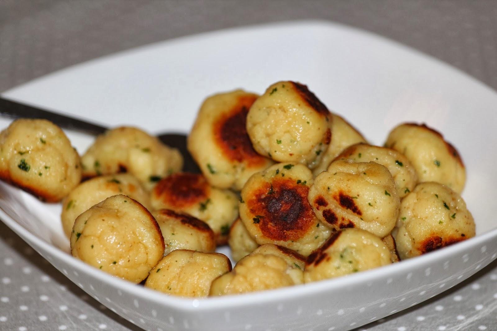 miam, maman j'ai faim!: pommes noisette maison