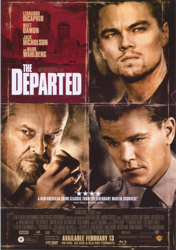 the movie departed Watch the departed (2006) online free full movie putlocker - putlockerfreevideo - gomovies 123movies free an undercover cop and a mole in the police attempt to identify each other while infiltr.