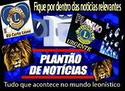 PLANTÃO DE NOTICIAS LIONS