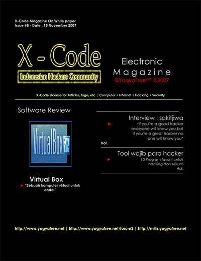 X Code Magazine Issue 08