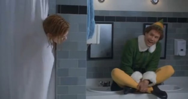 List 9 Ways The Movie Elf Pretty Much Sums Up Any Water