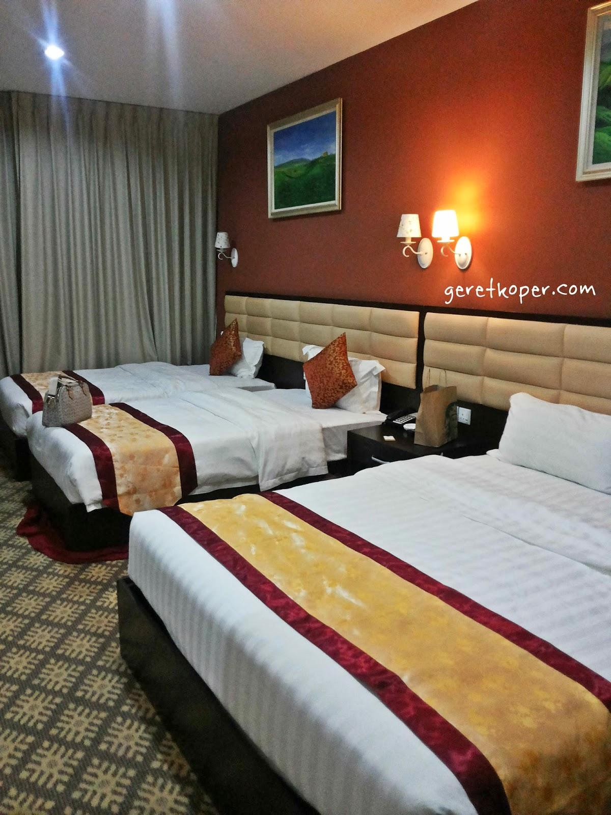 Hotel Sentral Johor Bahru Hotel Review Hallmark Regency Hotel Johor Bahru Geret Koper