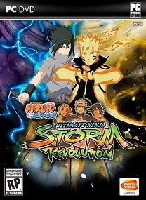 Naruto Shippuden Ultimate Ninja Storm Revolution PC Cover Naruto Shippuden Ultimate Ninja Storm Revolution CODEX