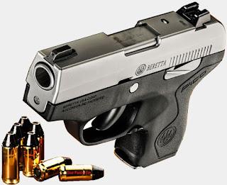 Beretta Pico: piccola pistola tascabile a doppia azione