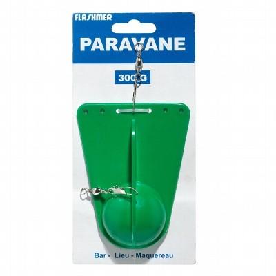 fishing paravane