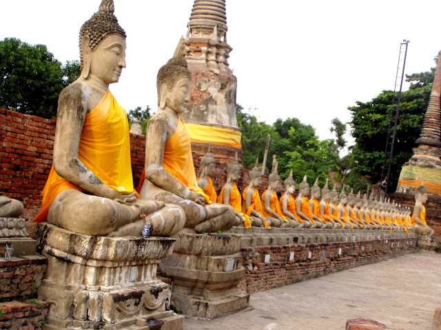Ayatthuya-wat-yai-chai-monkol-thailande