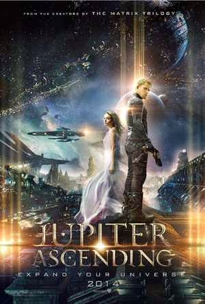 El Destino de Jupiter 1080p Poster 1
