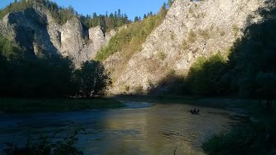 jesienny Przełom Dunajca