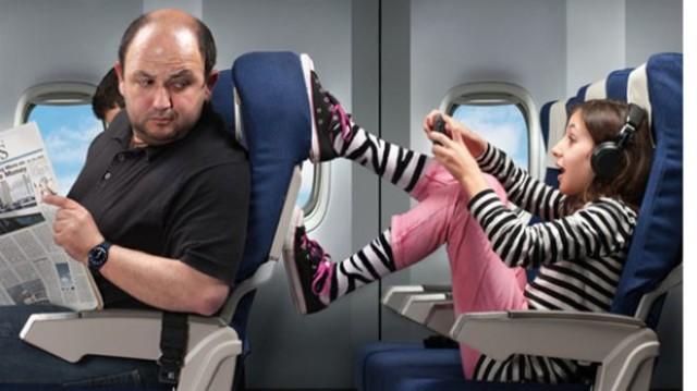 kelakuan dan tingkah penumpang pesawat yang memalukan-4