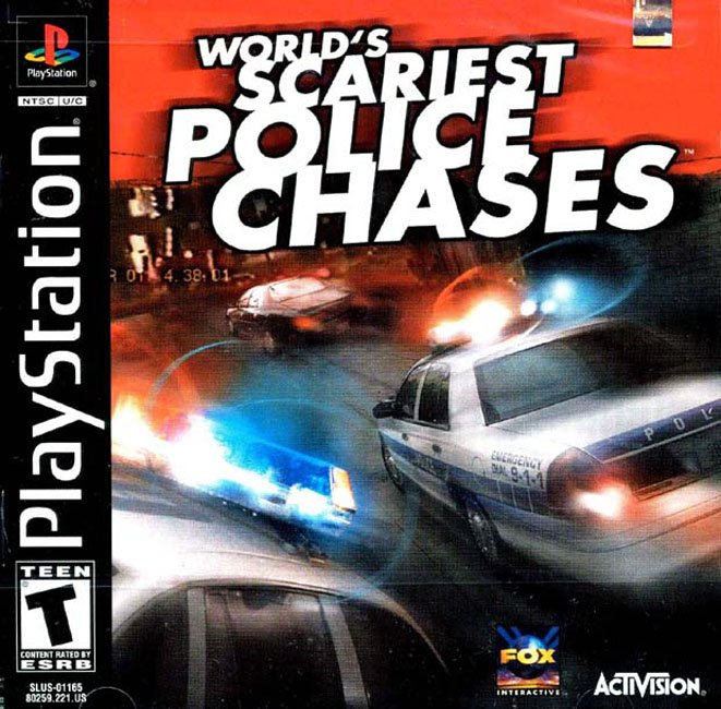 Download World's Scariest Police Chases (psx)