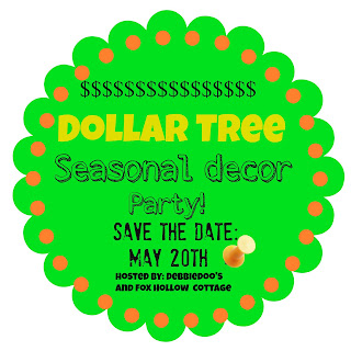 Dollar Tree Seasonal Decor Party!