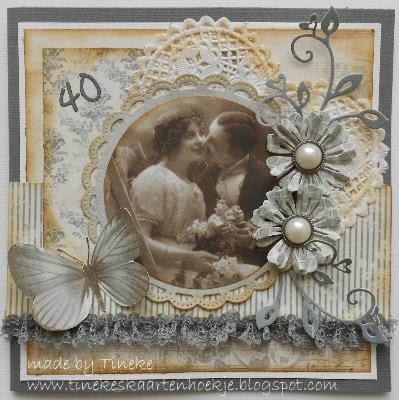 40 jaar getrouwd kaart