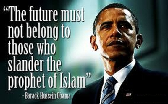 obama defend islam extremism