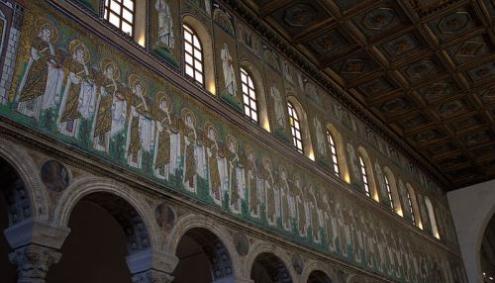 Mosaicos bizantinos y Derecho romano