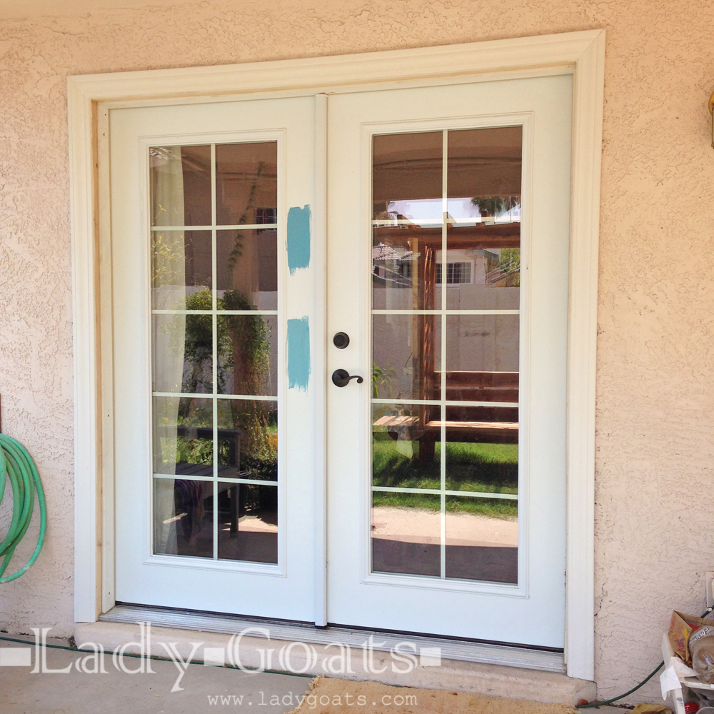 Replace exterior french doors home decor for Replacement french doors