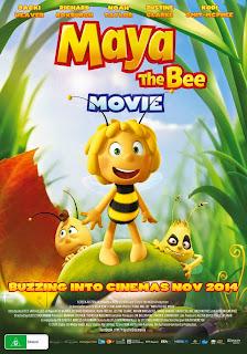 Watch Maya the Bee Movie (2014) movie free online