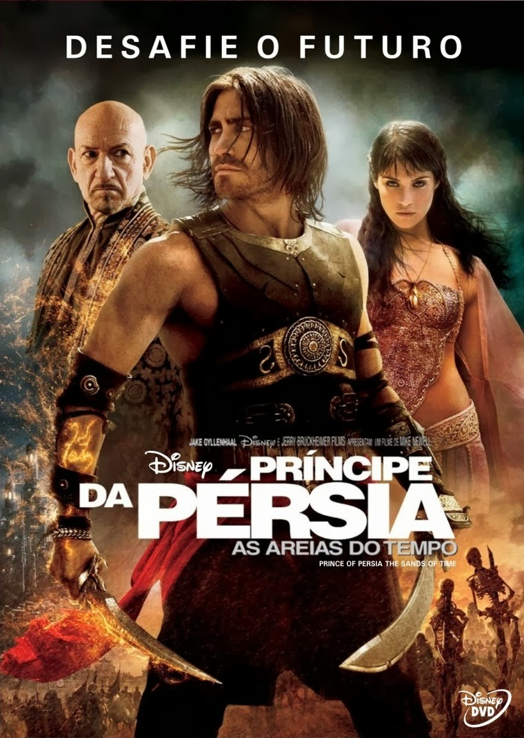 Príncipe da Pérsia: As Areias do Tempo – Dublado (2010)