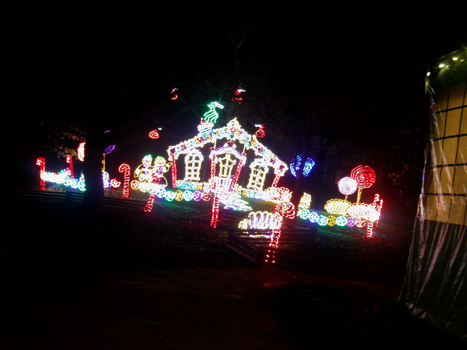 This chattanooga mommy saves enchanted garden of lights - Rock city enchanted garden of lights ...