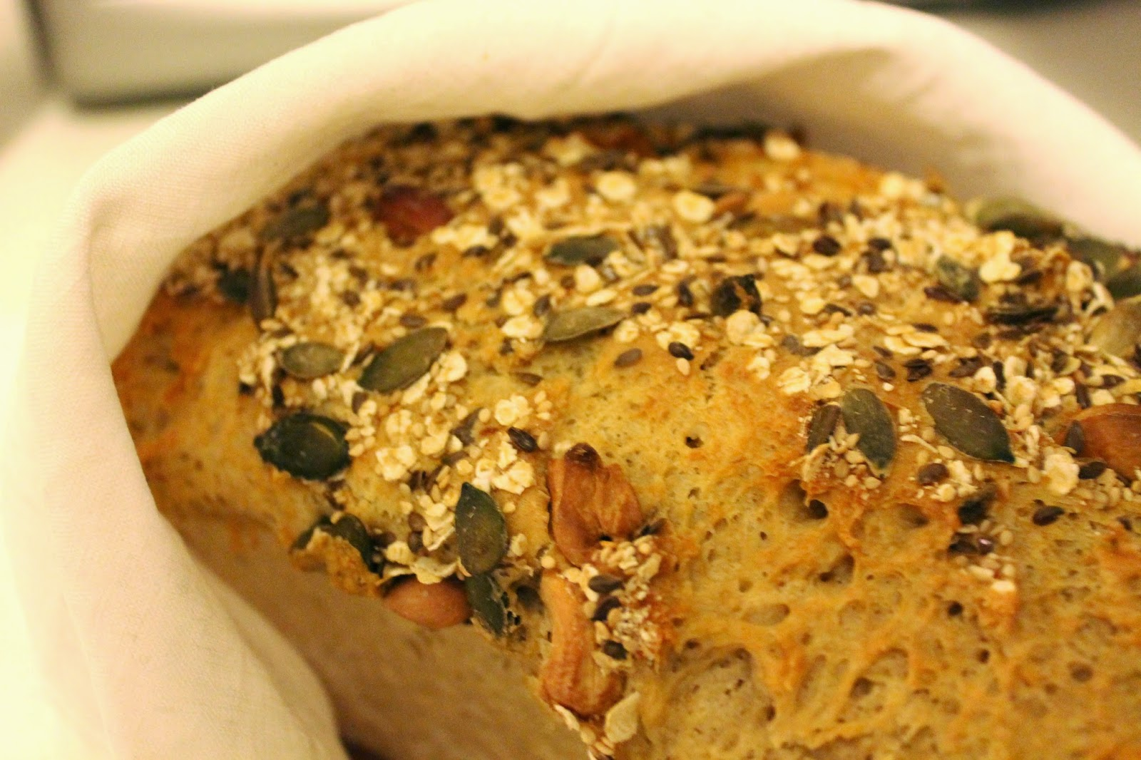 blog recipe for yammy oat bread