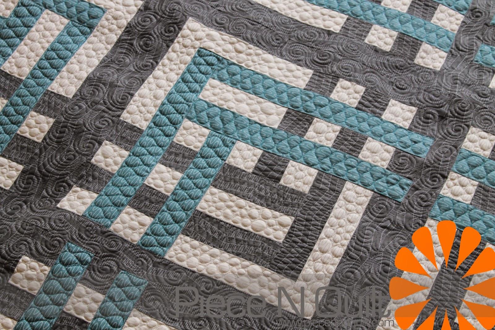 Piece N Quilt: A-Maze Me Quilt - Modern One-Block Quilts : quilting modern - Adamdwight.com