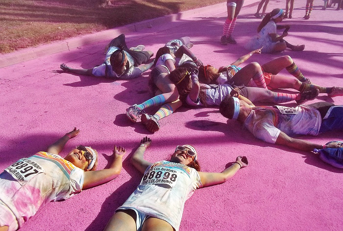 Color Run Ventura