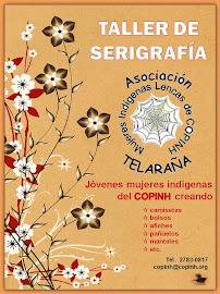 Nuestro taller de SERIGRAFIA