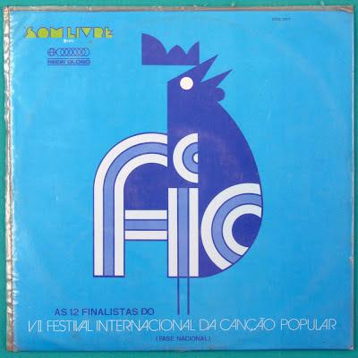 festival internacional da cançao 1972
