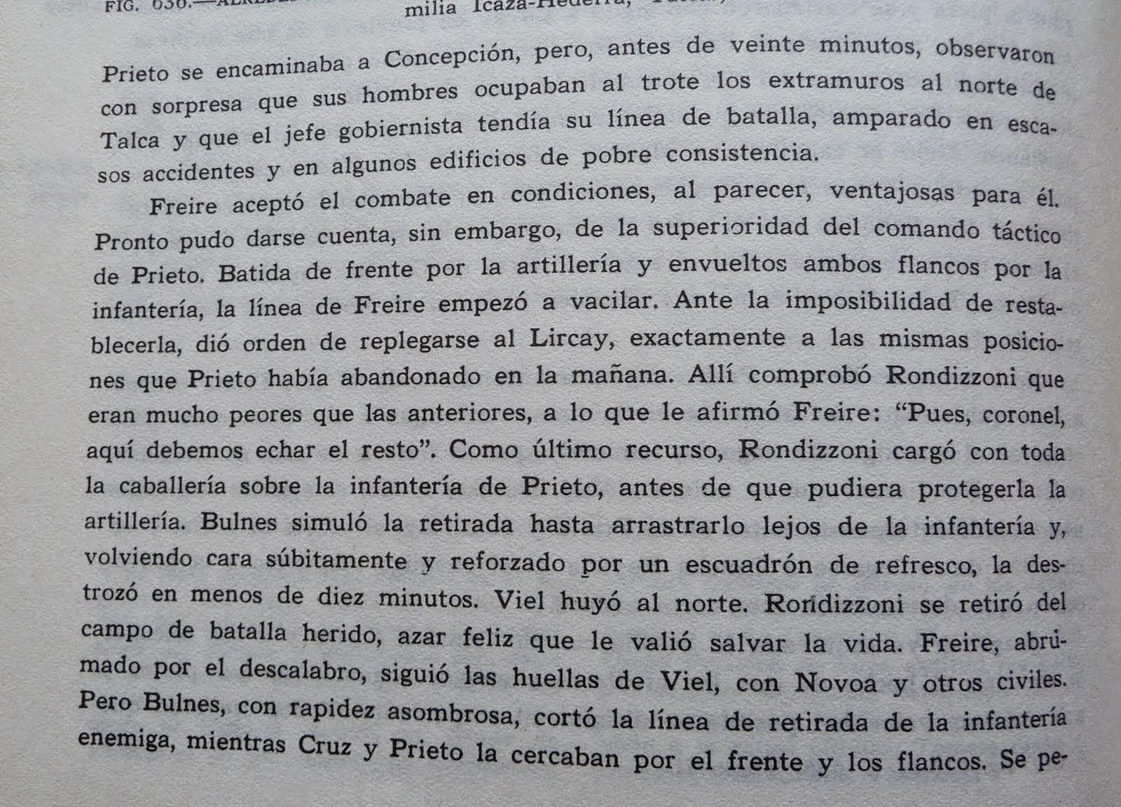 BATALLA DE LIRCAY