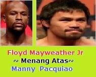 Floyd Mayweather Jr, Manny Pacquiao, aku ingin tahu, anda ingin tahu, anda mau tahu, ingin tahu, Tinu Dunia, boxing