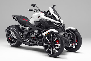 Honda Neowing Concept (2015) Front Side