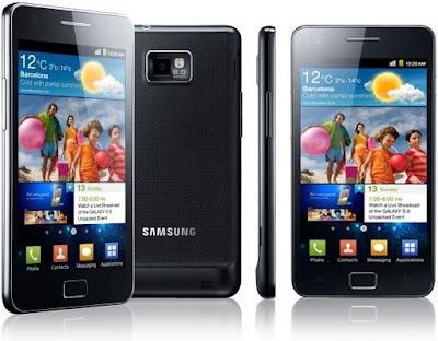 Download Firmware Samsung I9100 Galaxy S II