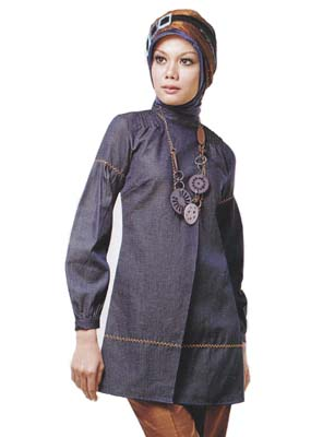comment on this picture gamis kancing depan toko busana muslimah