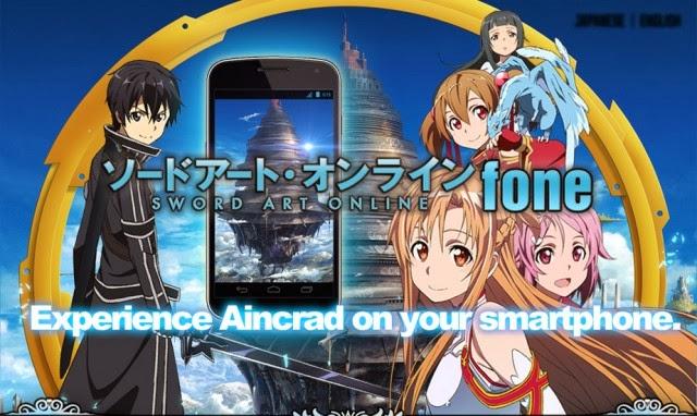 ... Android, bersiaplah dengan kedatangan game Sword Art Online untuk