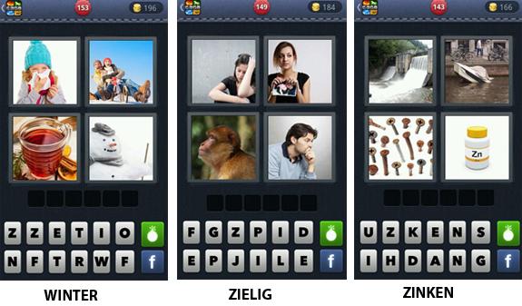 4 plaatjes 1 woord: 6 letter cheats, oplossingen en antwoorden