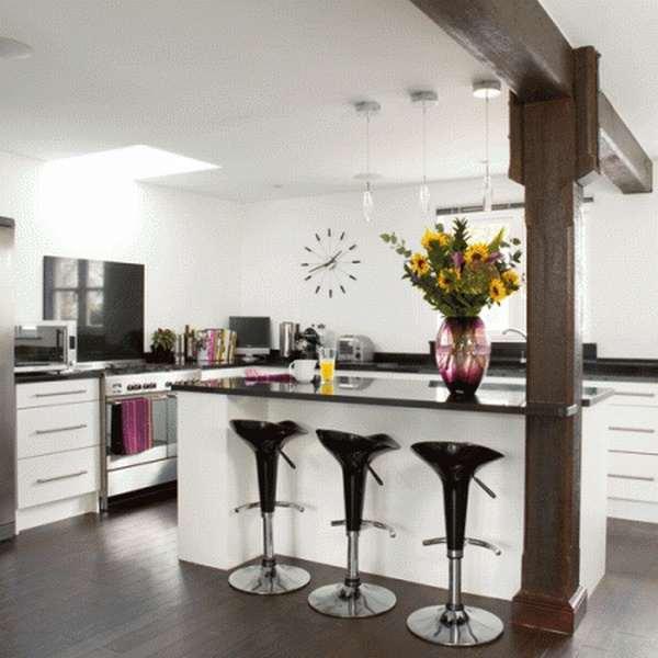 Mostradores de cocina en la decoraci n ideas para - Mostradores de bar ...