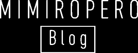 Mimiropero Blog