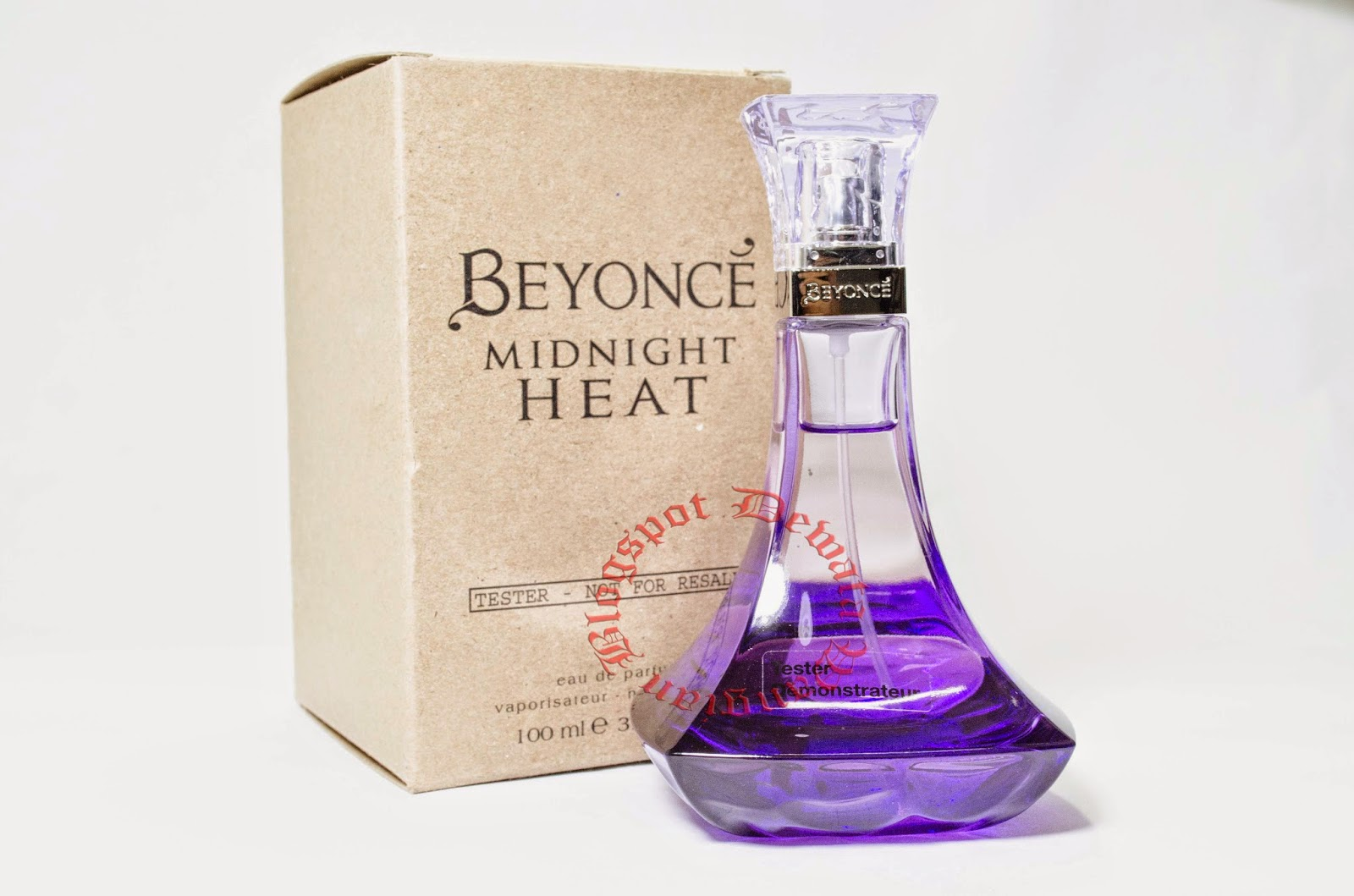 Beyoncé Midnight Heat Tester Perfume