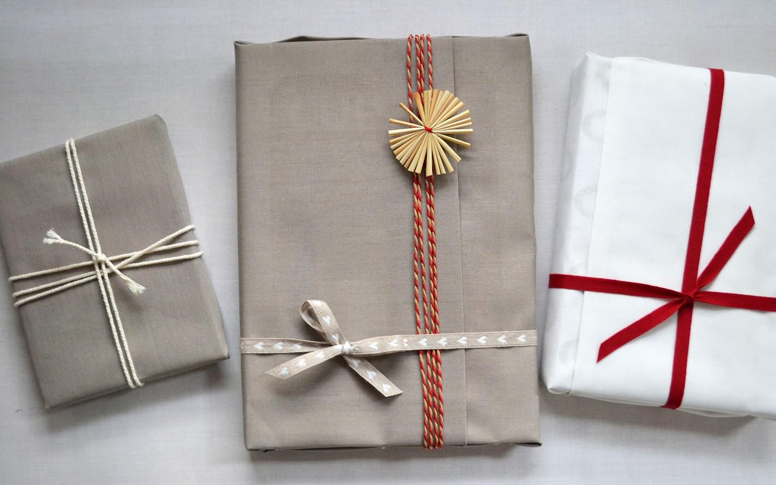 Funky sunday a no l cousez vos paquets cadeaux - Paquets cadeaux noel ...