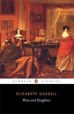 Book Cover: Wives & Daughters by Mrs Gaskell