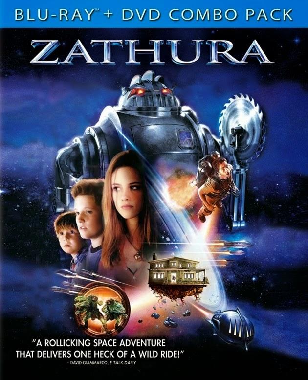 ดู Zathura: A Space Adventure เกมทะลุมิติจักรวาล