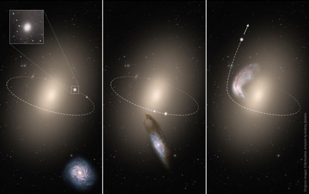 Mini Galaxy Found, Suitable For Dwarf Alien?