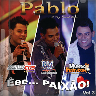 CAPA+CD+PABLO Pablo Do Arrocha – Tudo ou nada – Mp3